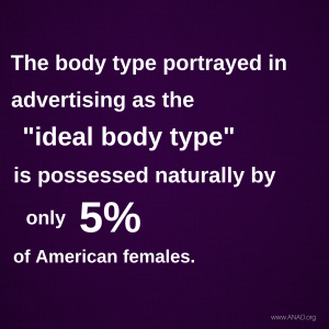 The body type portayed